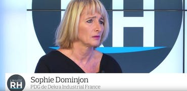 """Sophie Dominjon, PDG Dekra Industrial France : """"Les seniors, on adore !"""""""