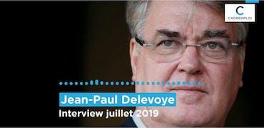 Pour Jean-Paul Delevoye, ''les jeunes sont des pur-sang''