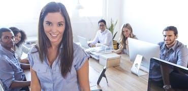Comment les entreprises du numérique chouchoutent les femmes