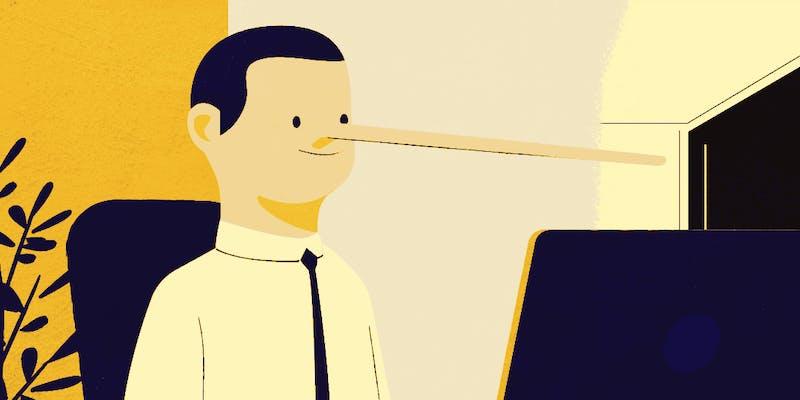 La Position Du Démissionnaire #8 : bobards, bullshits et autres éléments de mensonge pour partir sans se fâcher