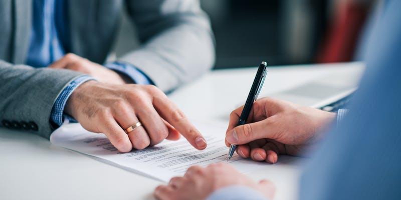 Reçu pour solde de tout compte : signer ou pas ?