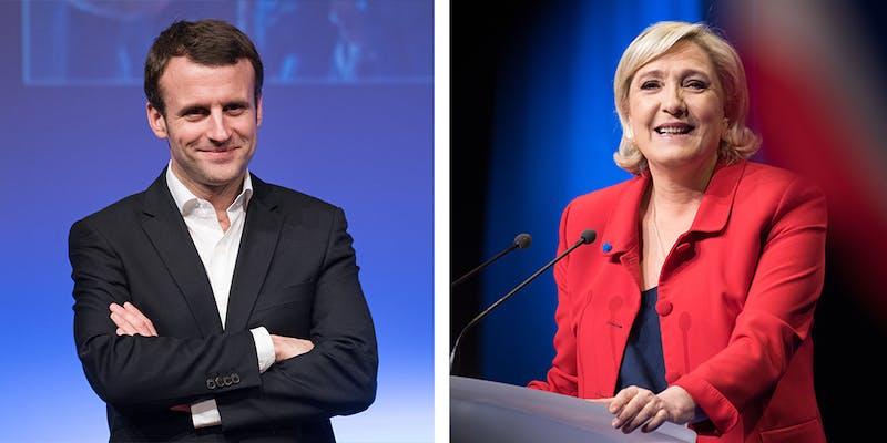 Macron-Le Pen : leurs mesures pour changer la vie des cadres