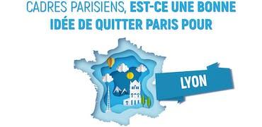 Quitter Paris pour Lyon : ce qu'il faut savoir sur l'emploi et l'immobilier