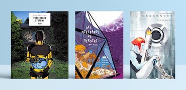 Festival de BD d'Angoulême : 3 albums qui nous projettent dans le futur