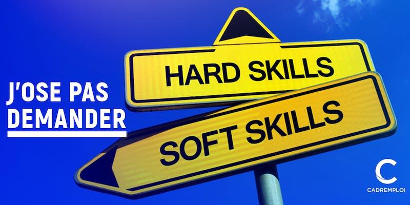 Que sont les hard skills, soft skills et mad skills ?
