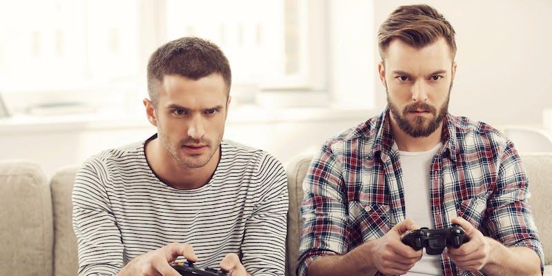 Une partie de jeux vidéo pour améliorer sa prise de décision