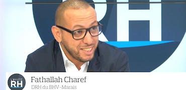 Fathallah Charef, DRH du BHV-Marais, recrute 40 managers pour travailler le dimanche