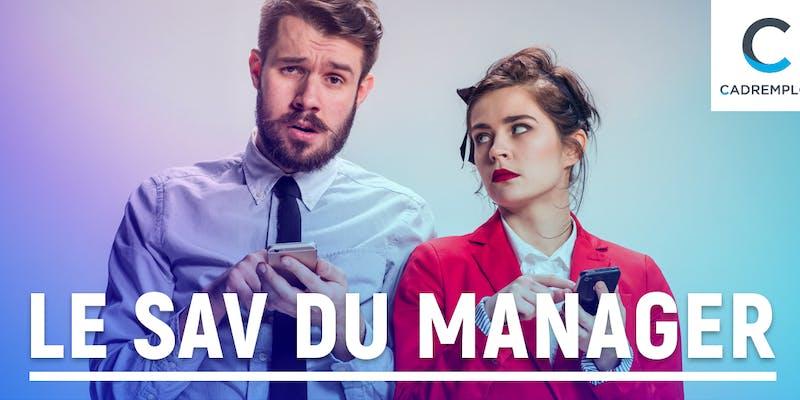 SAV du manager : tous les épisodes du premier podcast dédié au management