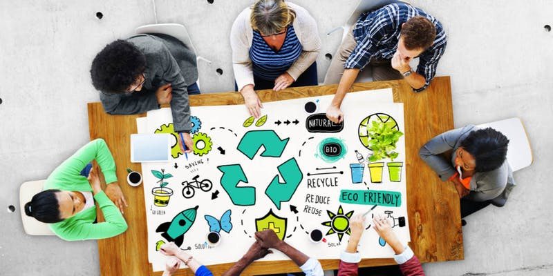 5 gestes éco-responsables à adopter au bureau