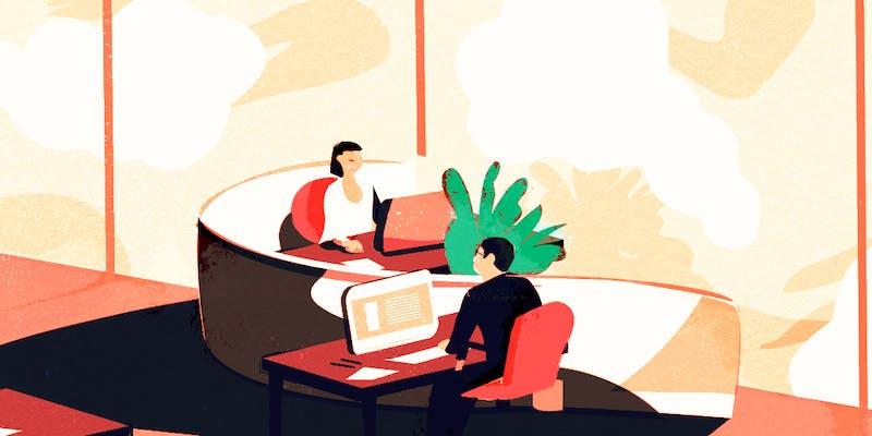 Le 14 février, fêtons aussi les couples… de bureau