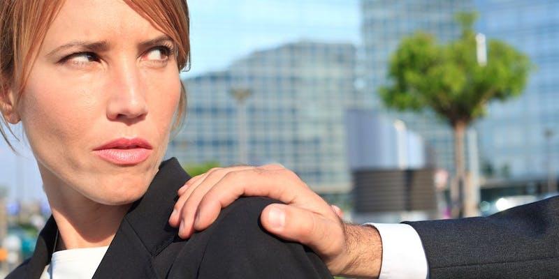 Les femmes cadres davantage victimes de harcèlement sexuel au travail