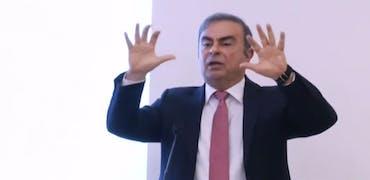 Prise de parole : 8 techniques à retenir (ou pas) de la méthode Carlos Ghosn