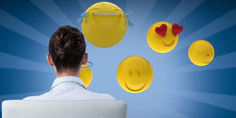 Les smileys dans un mail pro n'envoient pas le message que vous imaginez...