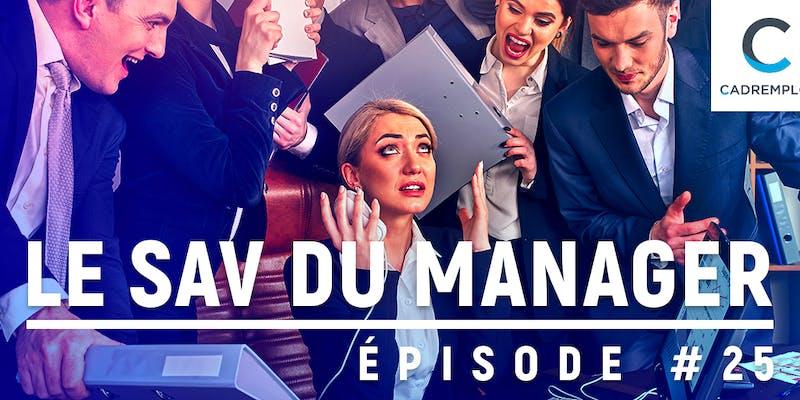 SAV du manager #25 : Je dirige une équipe plus experte que moi, est-ce grave ?