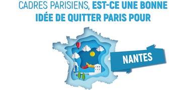 Quitter Paris pour Nantes : ce qu'il faut savoir sur l'emploi et l'immobilier