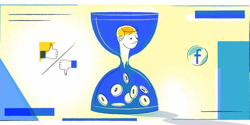 Que fait Facebook de notre temps de cerveau disponible ?