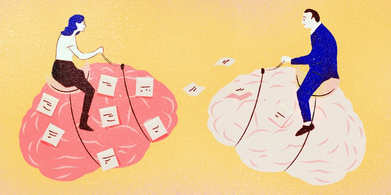 Glissement progressif de la charge mentale