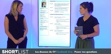Jeunes diplômés : nos conseils en vidéo pour rédiger son CV