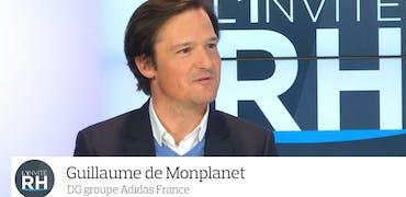 """Guillaume de Monplanet (Adidas France) : """"Un candidat qui n'aime pas le sport serait malheureux chez nous"""""""