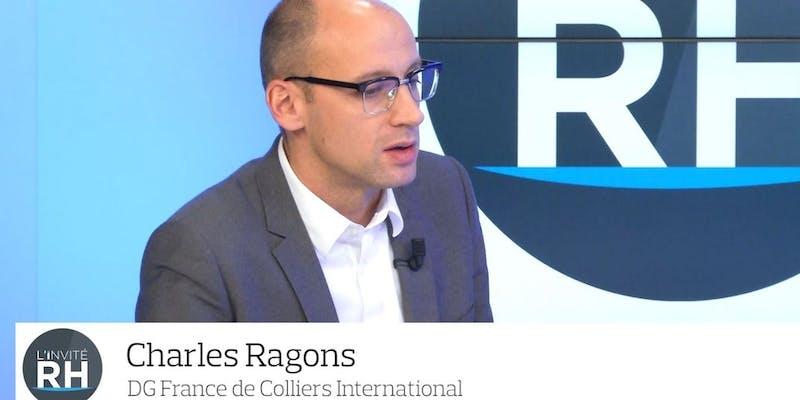 Charles Ragons (Colliers International) : Travailler autrement grâce à des bureaux différents