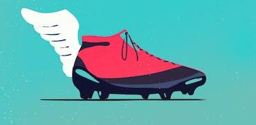 De quels crampons est faite l'ambition de Thierry Henry ?