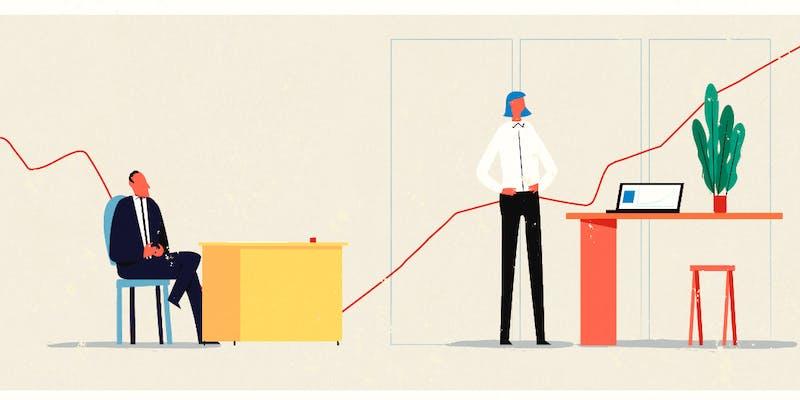 Avoir un mauvais boss pourrait vous rendre meilleur manager