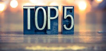 Le top 5 des critères des recruteurs