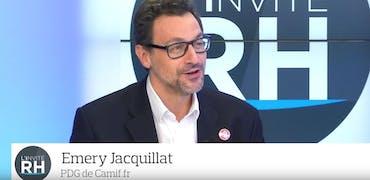 """Emery Jacquillat, PDG de la Camif : """"Inventer un modèle managérial et détrôner Ikea"""""""
