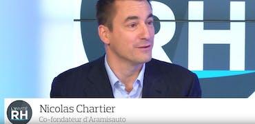 """Nicolas Chartier (Aramisauto.com) """"Nous voulons être sympas mais pros"""""""
