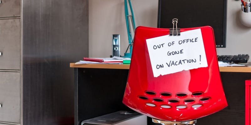 Messages d'absence du bureau : ce qu'ils disent de vous