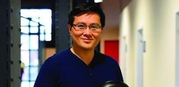 """Tuyen Pham, CEO A-Volute : """"Peu importe laquelle, mais le candidat doit savoir parler de sa passion"""""""