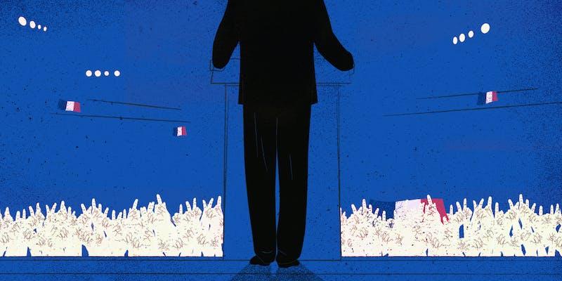 Le travail joue du haut-parleur dans la campagne présidentielle