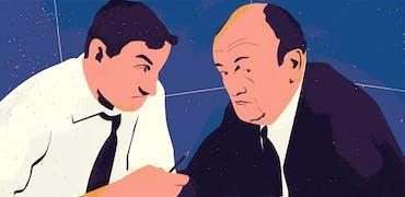Management, reconversion et Tontons flingueurs