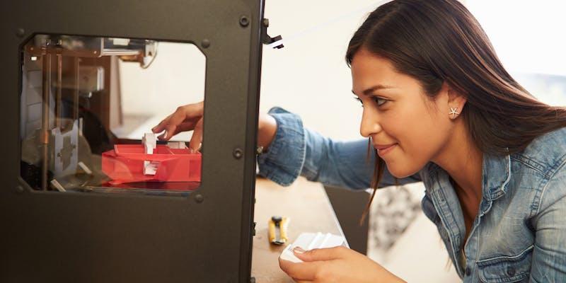 L'impression 3D est peut-être faite pour vous et elle recrute !