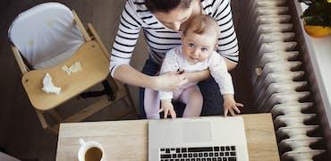 Modèle de lettre : demande de congé maternité