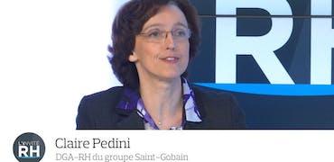 """Claire Pedini, Saint-Gobain : """"Un groupe """"open"""" aux changements de métier, d'activité ou de pays"""""""