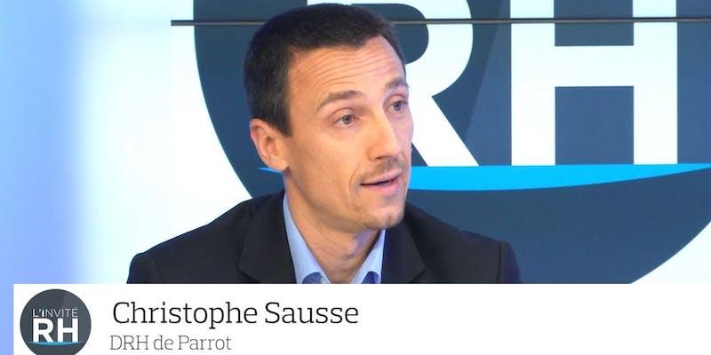 """Christophe Sausse, DRH de Parrot : """"Des responsabilités très élevées dès le démarrage"""""""