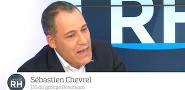 """Sébastien Chevrel, DG de Devoteam : """"Nous formons nos salariés pour anticiper les ruptures technologiques"""""""