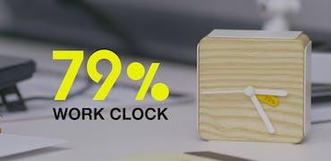 [Vidéo] Une horloge pour envoyer valser les inégalités salariales ?