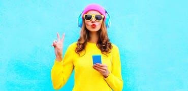 Comment fonctionnent les applis smartphone pour améliorer son anglais ?