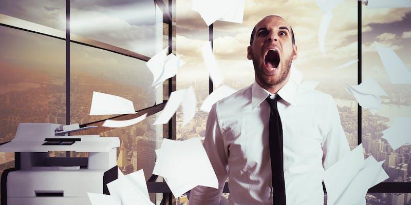 De quel stress souffrez-vous au boulot ?