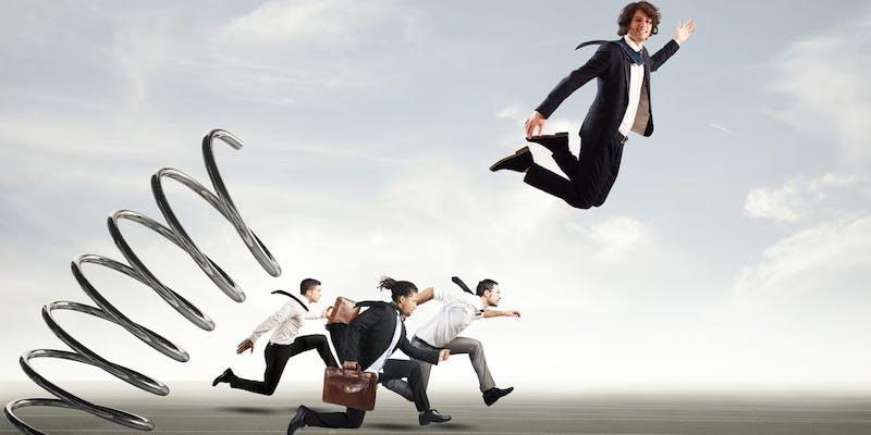 Course à l'emploi : mieux vaut être diplômé et bien né