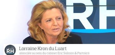 """Lorraine Kron-du Luart (Salmon & Partners): """"Les femmes s'autolimitent davantage que les hommes"""""""