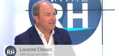 """Laurent Choain : """"Chez Mazars, tout le monde est chef"""""""