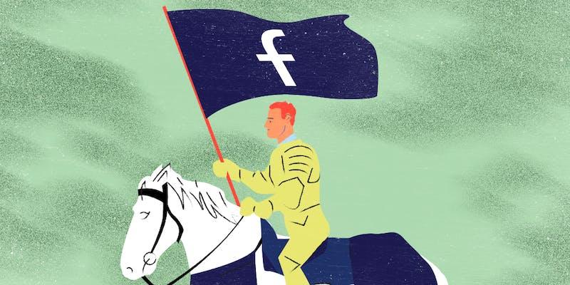 Zuckerberg sous l'influence de Kaamelott