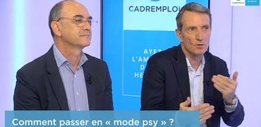 "Eric Albert et Jean-Luc Emery : Managers, passez en mode ""psy"""