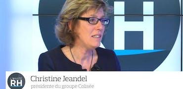 """Christine Jeandel (Groupe Colisée) : """"Nous sommes ouverts aux managers en reconversion"""""""