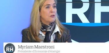 """Myriam Maestroni (Economie d'énergie) : """"Notre petite entreprise fait grandir des talents qui s'exportent"""""""