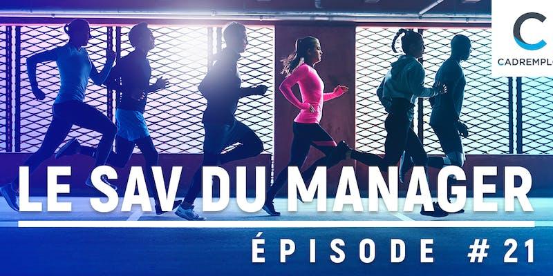 SAV du manager #21 : Faire du sport avec ses collaborateurs, est-ce une bonne idée ?