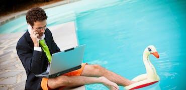Les 5 habitudes des cadres qui gâchent les vacances